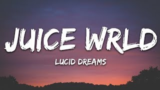 Juice Wrld - Lucid Dreams (Lyrics) 💔