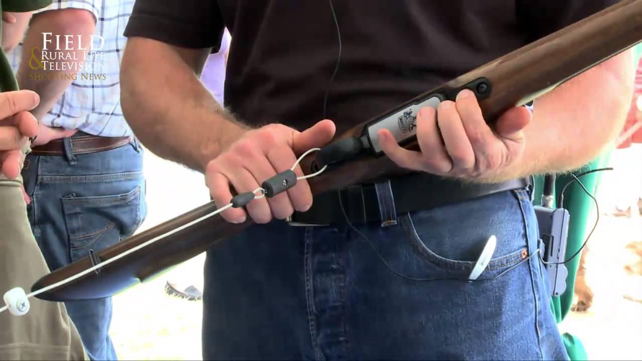 Mauser M12 Rifle at The CLA Game Fair