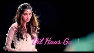 💞Dunia Ye Jeet Gayi💞Sad Song💞O Khuda💞Hero💞Whats App Status💞Female Voice💞
