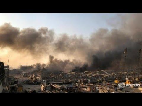 Live Updates: Beirut Explosion