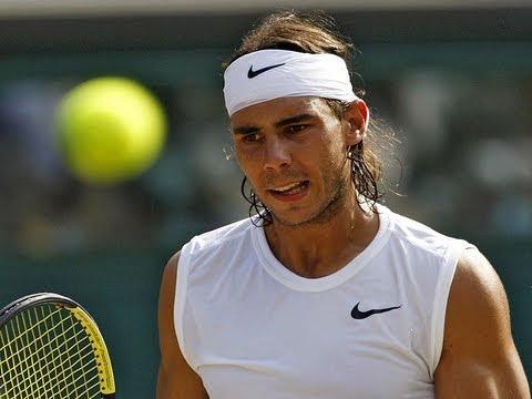 2008 Wimbledon Men's Singles Final: Rafael Nadal vs Roger Federer