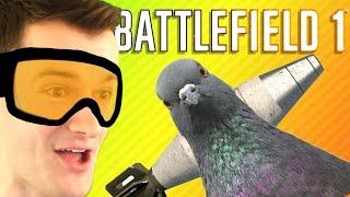 MOARTARS & PIGEONS | Battlefield 1