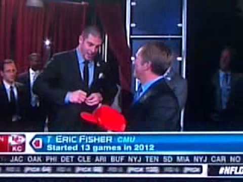 Eric Fisher draft
