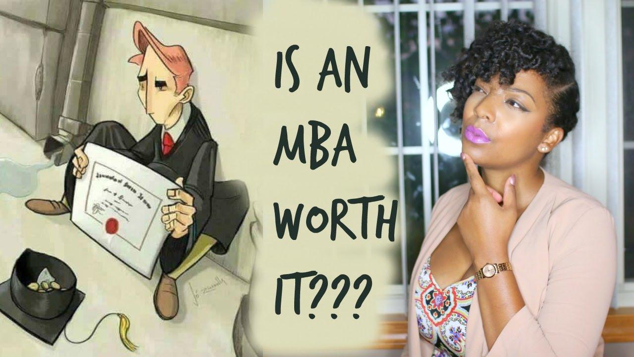 is an mba worth it money mondays is an mba worth it money mondays