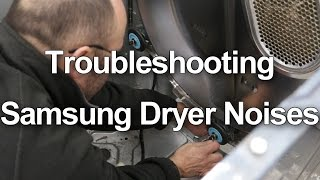 How to Fix a Noisy or Squeaking Samsung Dryer
