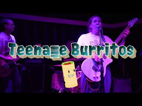 Teenage Burritos \\ LIVE \\ Soda Bar