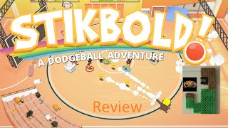 Stikbold! A Dodgeball Adventure Review Xbox One