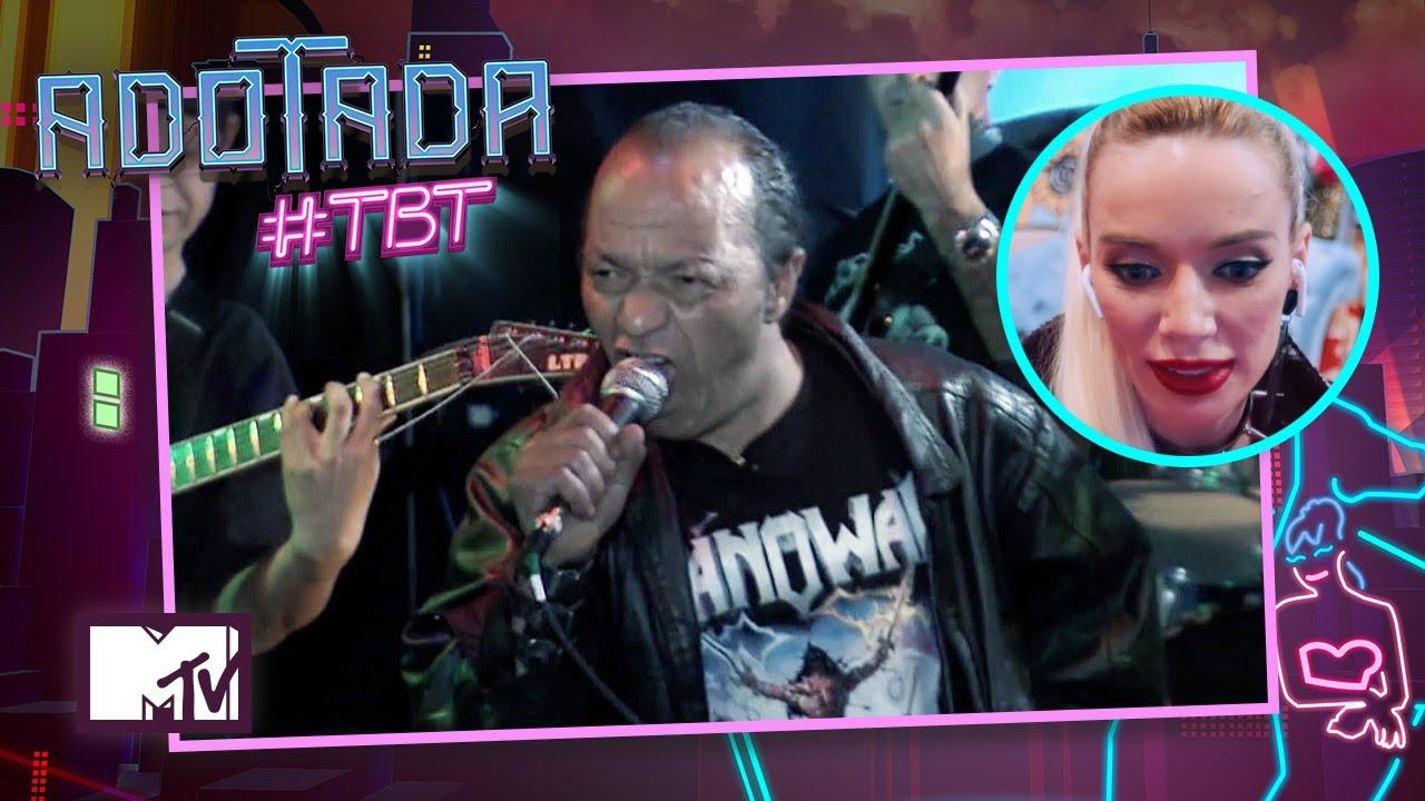 Mareu faz as pazes com família do Rock | MTV Adotada #TBT
