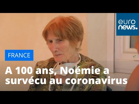 A 100 ans, elle a vaincu le coronavirus, après avoir survécu à la guerre