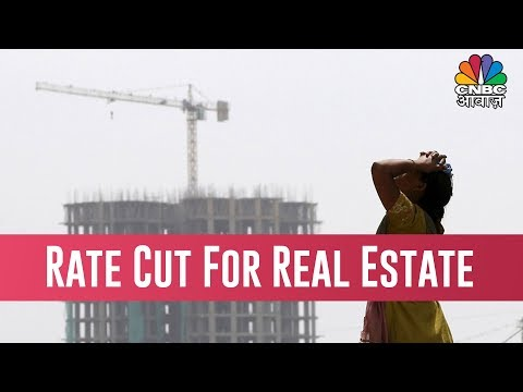 GST Council May Announce Rate Cut For Real Estate