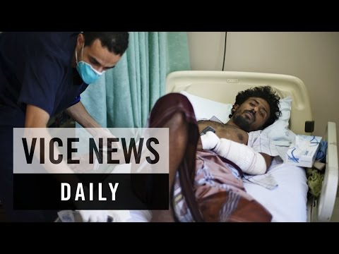 VICE News Daily: Jordan Treats Yemen's War-Wounded