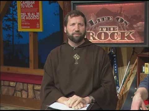 Life on the Rock - Priestly Vocations - Fr. Mark and Doug with Most Rev. James Wall - 03-10-2011