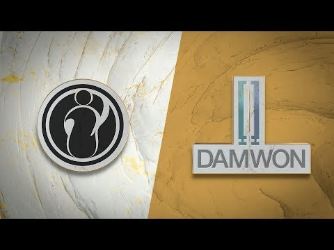 Invictus Gaming vs DAMWON Gaming vod