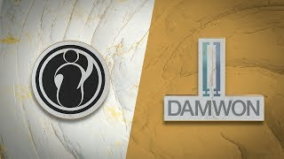 IG vs DWG   Worlds Group Stage Day 3   Invictus Gaming vs DAMWON Gaming (2019)