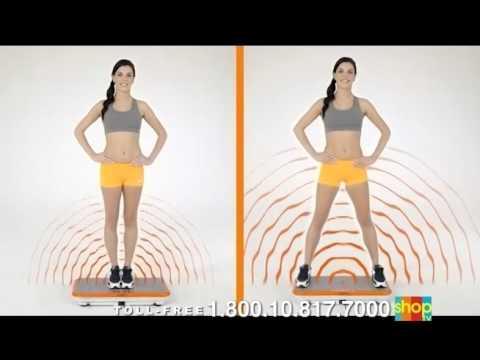 Powerfit - Vibration Exercise Machine