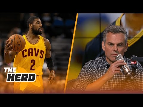 Kyrie Irving to the Timberwolves? Chris Mannix explains if Minnesota would work and more | THE HERD