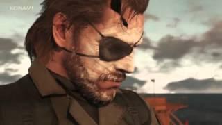 AMV - Metal Gear Solid V: Phantom Pain - Burn my Shadow Away