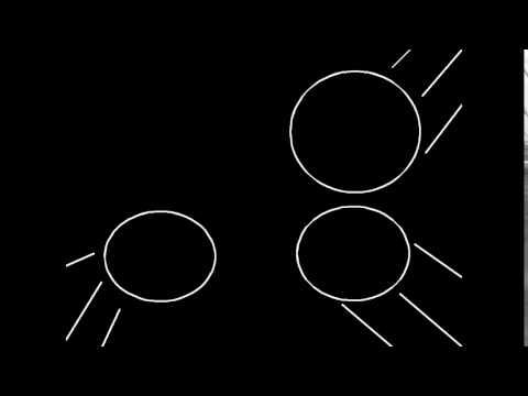 Cartoon Network Scratch Letter R (Rings)