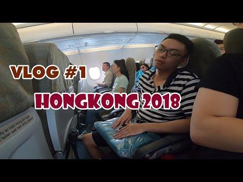 Vlog #1 - Làm thế nào để đến Hong Kong?