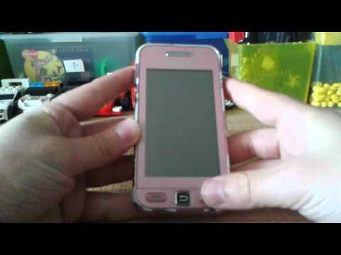 Samsung gt-s5230 reset
