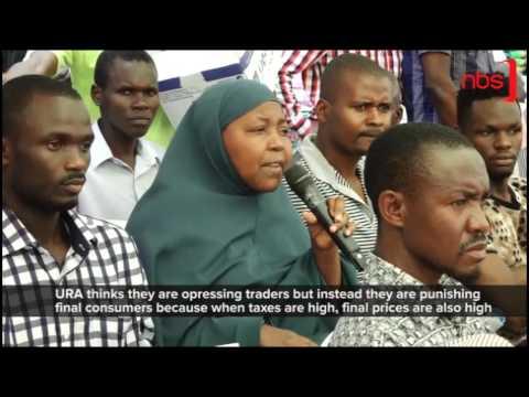 Traders Express Mistrust in URA