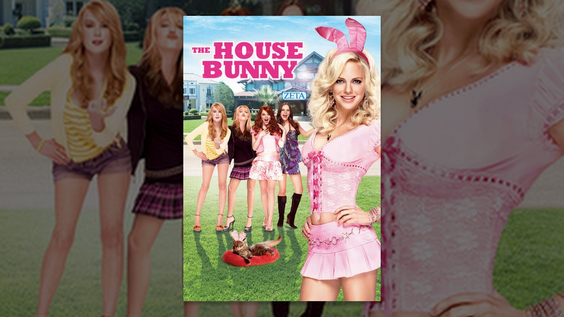 House Bunny Characters with the house bunny - youtube