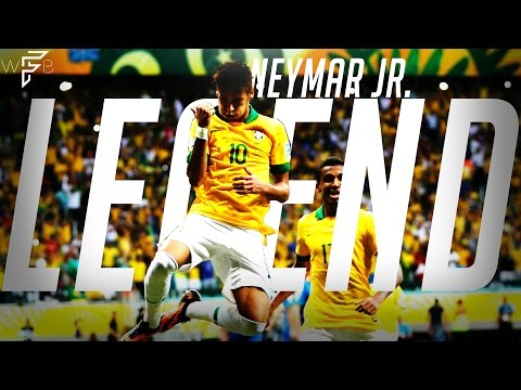 Neymar Jr. - Brazil Legend 2 - Amazing Moments! Dribbling/Skills/Goals/Passing! | 4K