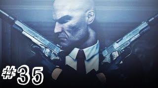 Video Hitman Absolution Gameplay Walkthrough Part 35 - Countdown - Mission 19 download MP3, 3GP, MP4, WEBM, AVI, FLV November 2018