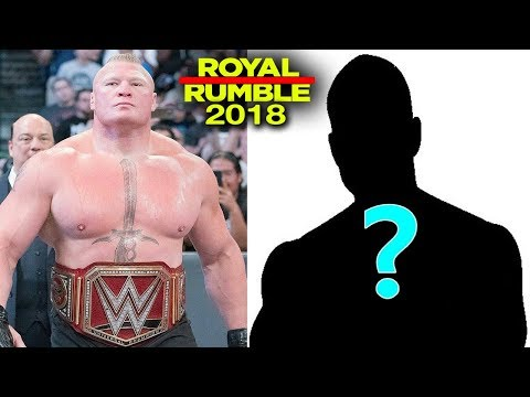 5 Brock Lesnar Rumored Opponents for WWE Royal Rumble 2018