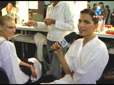 Modelo entrevista Modelo - Raica e Fabiana Semprebom