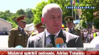 Ministrul apărării naționale, Adrian Țuțuianu