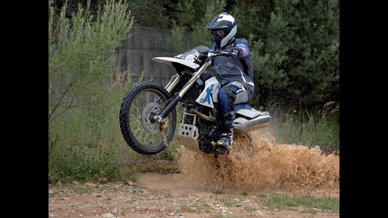 Bmw 650 Offroad Youtube