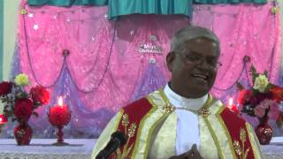 HINDI RRAVACHAN FR.JESU RAJ.XMAS MESSAGE.2013.XT THE KING CATHOLIC CHURCH.AMLA.