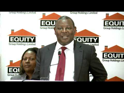 EQUITY BANK IN DR CONGO