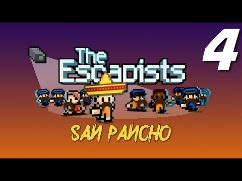 "The Escapists | E04 ""Tailor Job!"" 