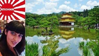 Япония Киото, Золотой Павильон, Чистое Золото(Япония Киото, блистательный Золотой Павильон - один из основных буддийских храмов в Киото, два верхних этаж..., 2015-12-06T08:30:00.000Z)