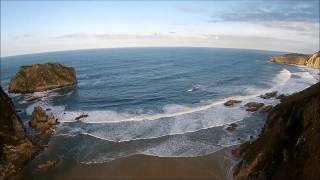playa de la franca  (PHANTOM 2 VISION)