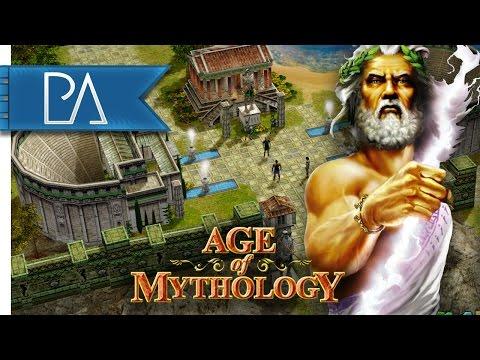 CLASH OF THE GODS - Age of Mythology: HD Edition Gameplay
