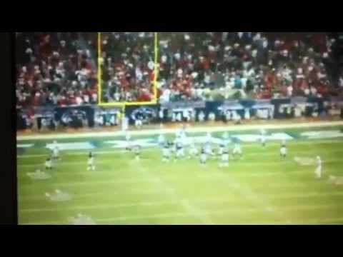 Matt Schaub INT (Last Play Of The Game) Texans vs Raiders (Vlog #29)