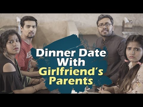 Dinner Date with Girlfriend's Parents | Aashqeen thumbnail