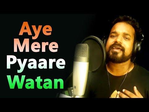 Independence day 2018 Special Song   Ae Mere Pyaare Watan   15 August 2018 Watsapp Status