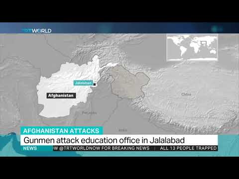 Ten killed in attack in Afghan city of Jalalabad; assault over