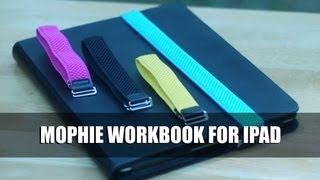 Mophie Workbook for iPad 2 and iPad 3rd Generation Review