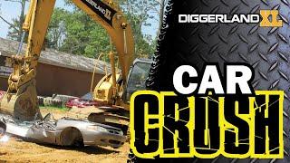 Diggerland XL - Car Crush