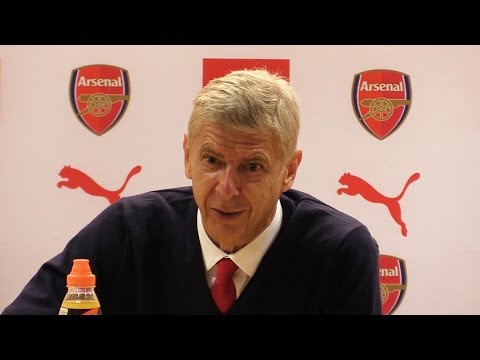 Arsenal 2-1 Southampton - Arsene Wenger Full Post Match Press Conference