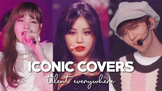 unforgettable covers in kpop that make me look talentless