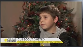 Why the Cub Scouts Should Not Allow a Girl to Join