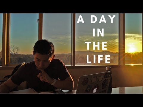 "A Day on the College ""Grind"" 