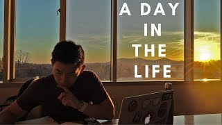 """A Day on the College """"Grind"""" 