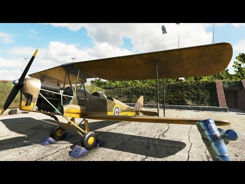 They Hired Me To Repair Planes and Immediately Regretted It - Plane Mechanic Simulator